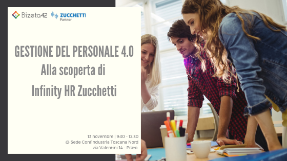 Bizeta42, partner Zucchetti in Toscana